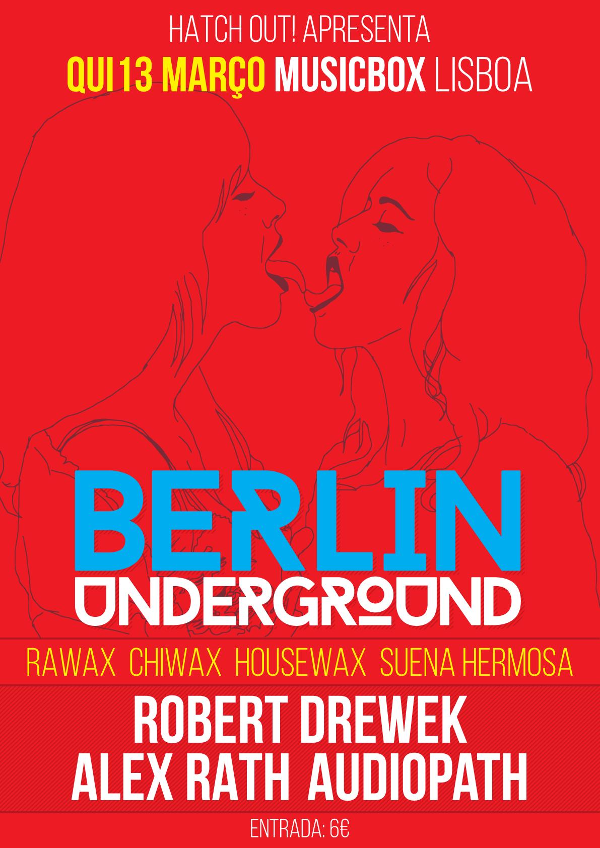 Berlin Underground (2014)
